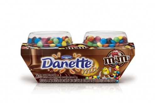 Danette Mix M&M'S