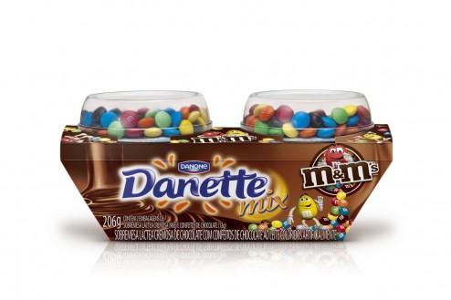 Danette Mix M&M'S