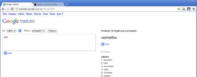 Google Tradutor para - photo#6