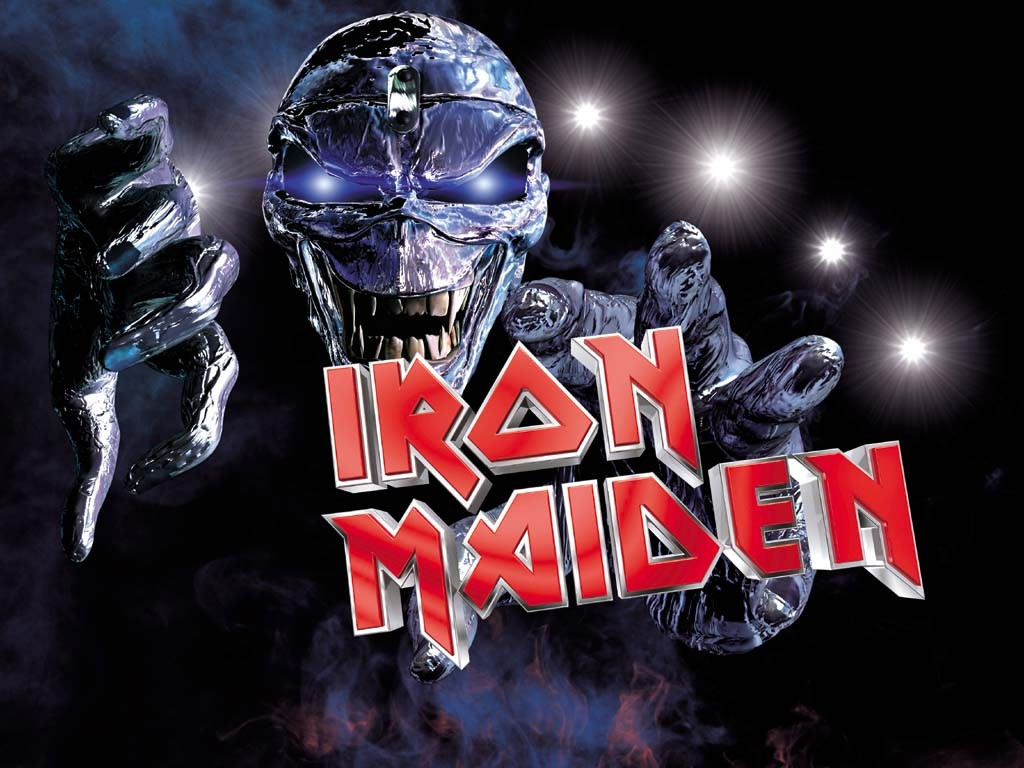 Iron Maiden - Wallpaper Gallery