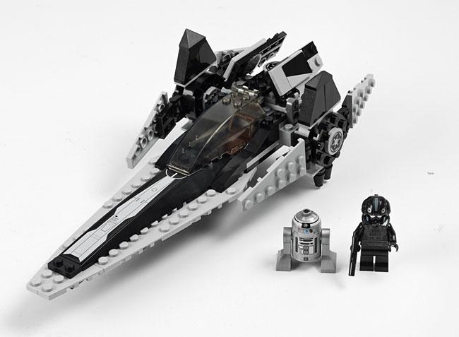 Imperial V-Wing Starfighter (foto: divulgação)
