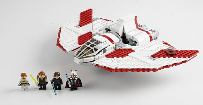 T-6 Jedi Shuttle (foto: divulgação)