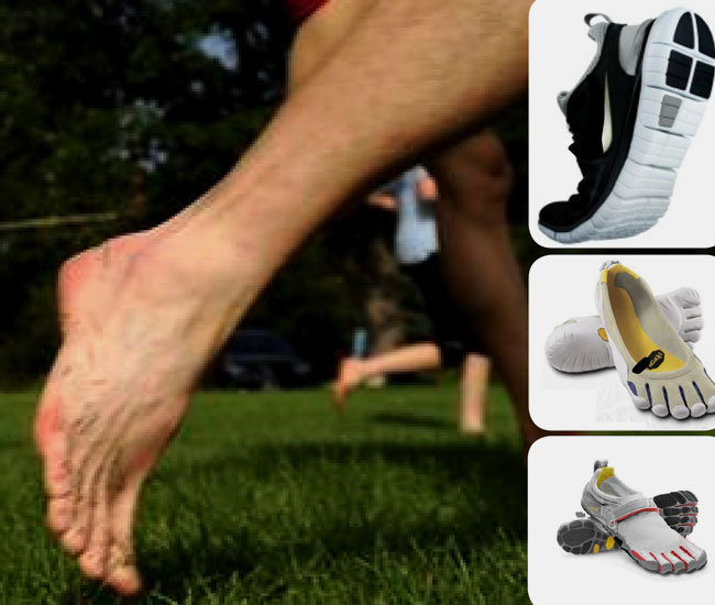 Doutor, melhor usar tênis ou ficar descalço? (foto: divulgação)