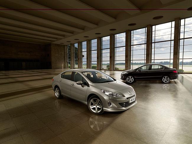 Peugeot 408 (foto: divulgação)