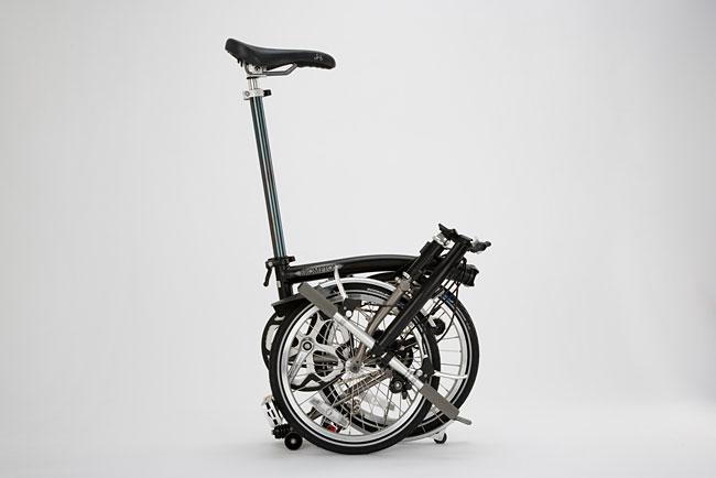 Brompton, melhor bicicleta dobrável do mundo chega ao Brasil (divulgação)