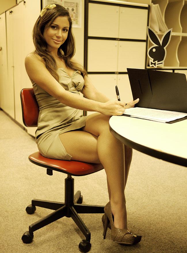 Maria do BBB 11 será capa da Playboy de junho, veja fotos