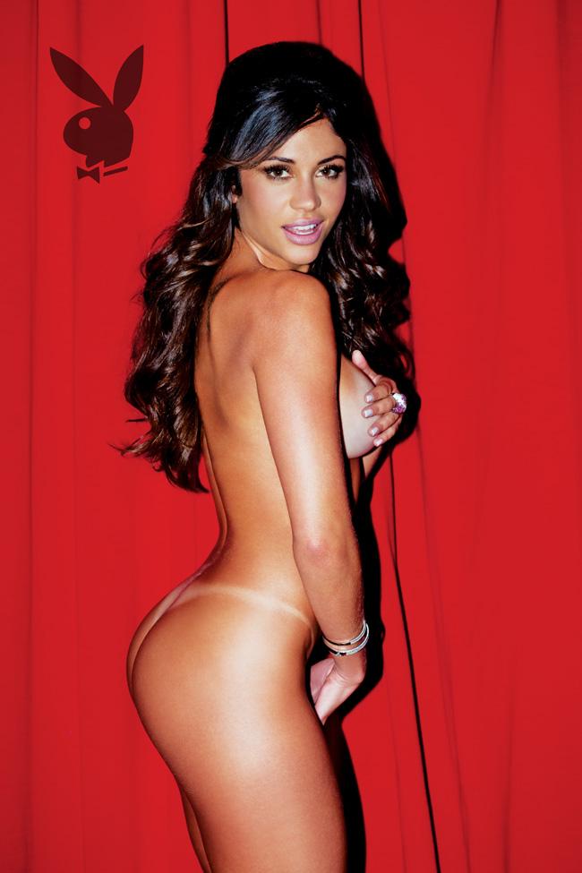 Vencedora Do Bbb E Capa Da Playboy De Junho Maria Melillo Foto