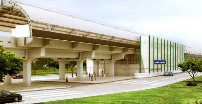 Novas estações do Trensurb em Novo Hamburgo, região metropolitana de Porto Alegre, inauguram um novo conceito de modernidade e inovação no transporte ferroviário do Estado (foto: divulgação)