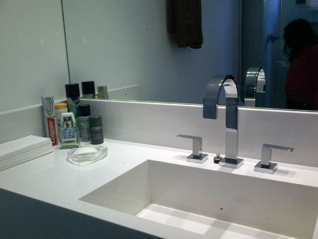 decoracao banheiro fotos : decoracao banheiro fotos:Banheiro (foto: Luiz Montana)