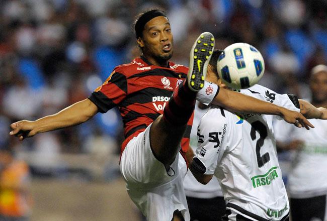 Ronaldinho Gaúcho, atacante do Flamengo (foto: Alexandre Loureiro/VIPCOMM)