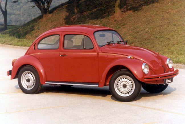 Volkswagen Fusca (foto: divulgação)