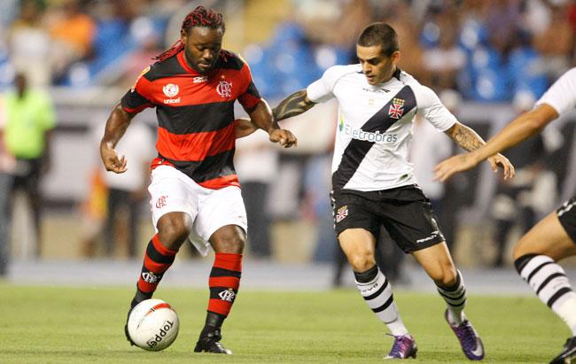 Vasco x Flamengo (foto: André Portugal/VIPCOMM)