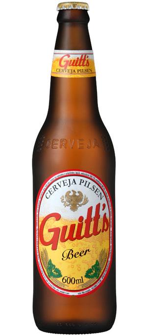 Cerveja Guitt's (foto: divulgação)