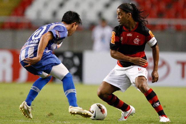 Flamengo x Emelec (foto: André Portugal/VIPCOMM)
