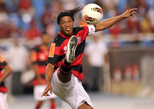 Flamengo x Lanús (foto: Maurício Val/VIPCOMM)