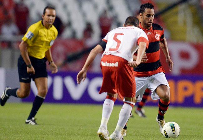 Flamengo x Internacional (foto: Alexandre Loureiro/VIPCOMM)