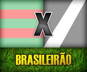 Portuguesa x Vasco