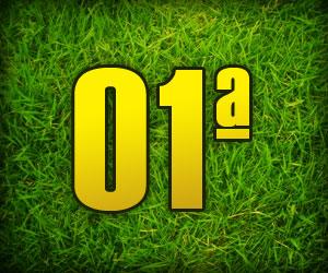 Brasileirão 2012 na 1ª rodada
