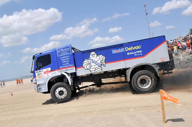 Etapa dos caminhões é cancelada no Sertões