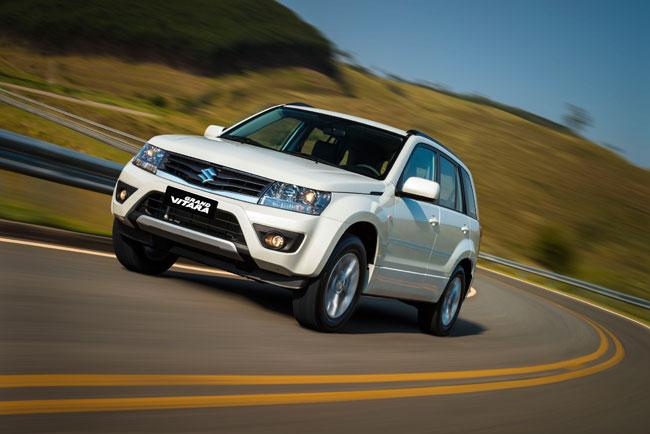 Suzuki Grand Vitara 2013 (divulgação)