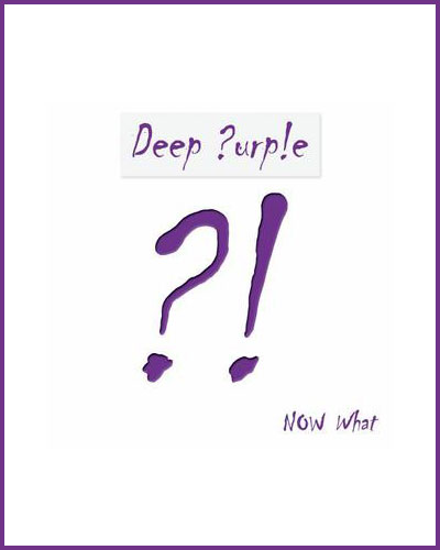 Now What?, novo álbum do Deep Purple