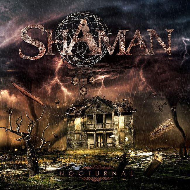 Nocturnal, o novo álbum do Shaman