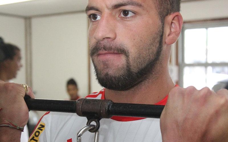 """""""Estamos com fome de glória"""", diz volante do Flamengo"""