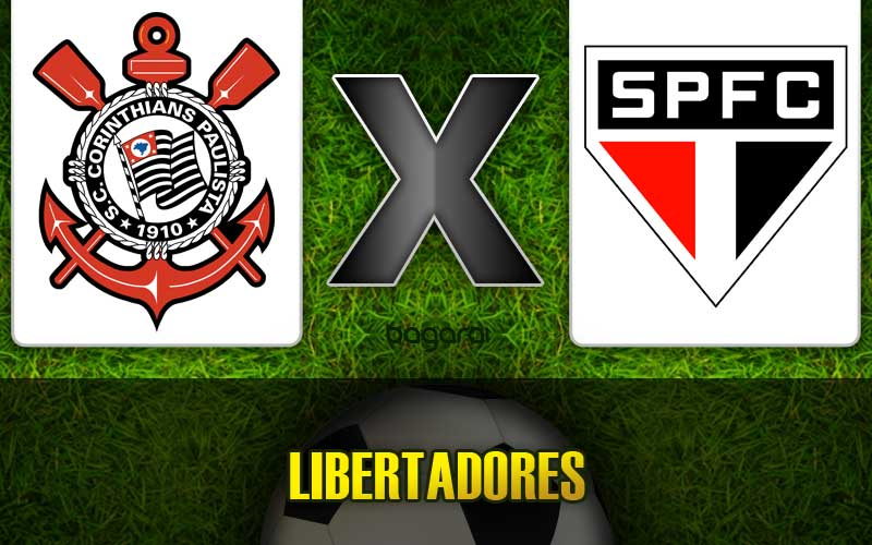 Corinthians ganha do São Paulo pela Libertadores 2015, resultado do jogo