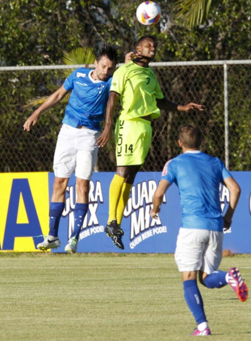 Cruzeiro: Paulo André quer time atento na Libertadores