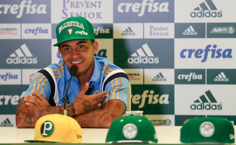 Dudu do Palmeiras diz espera se tornar ídolo