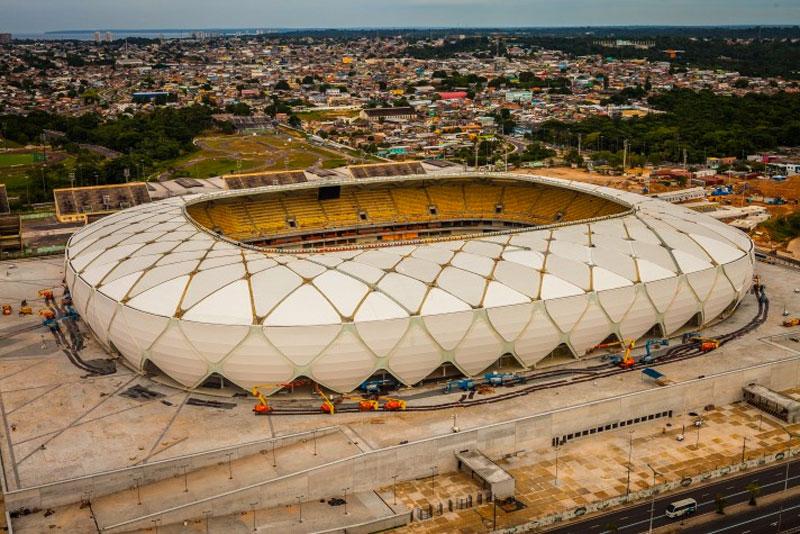 Futebol nas Olimpíadas 2016 pode acontecer em Manaus
