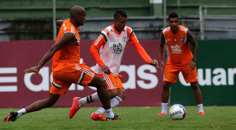 Fluminense está evoluindo no Campeonato Carioca 2015