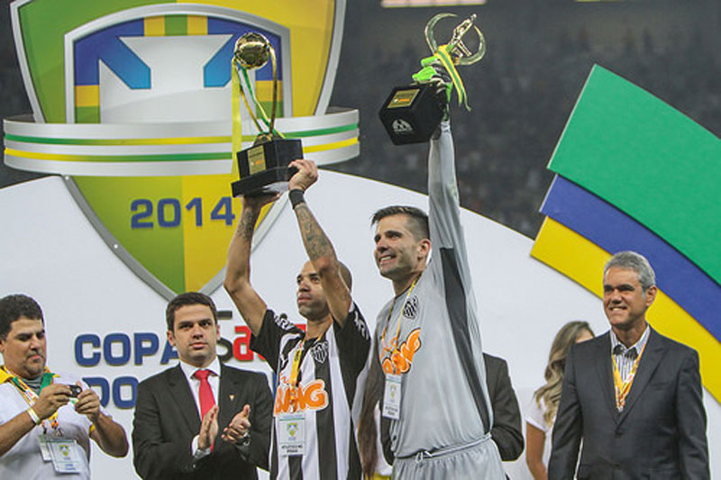 CBF aumenta prêmios da Copa do Brasil 2015