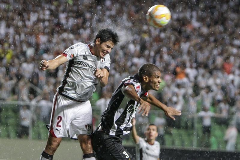 Atlas ganha do Atlético Mineiro pela Libertadores 2015