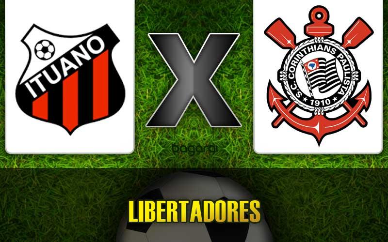 Resultado do Jogo: Ituano e Corinthians empatam pelo Paulistão 2015