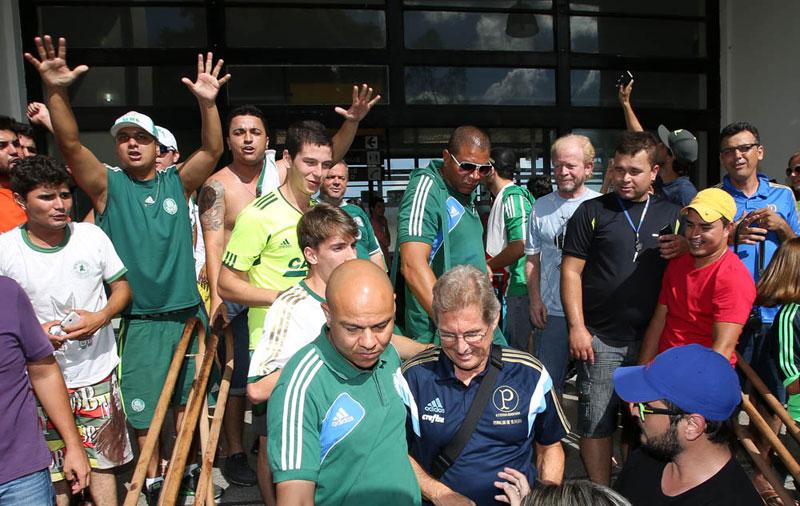 Palmeiras ganha do Penapolense pelo Paulistão 2015, resultado do jogo