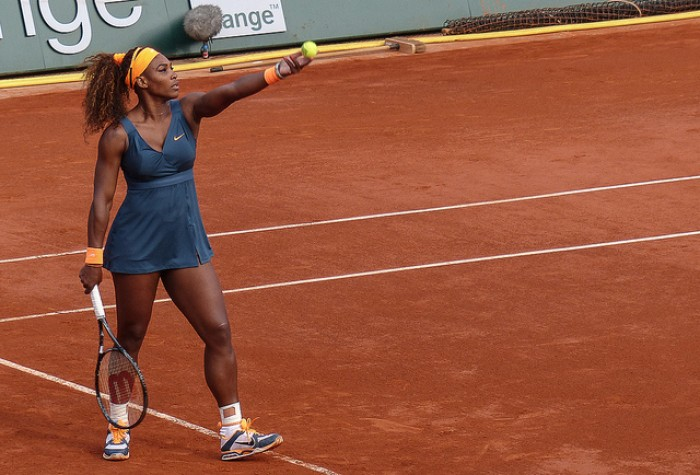 Serena Williams (Foto: Yann Caradec / flickr / Creative Commons)