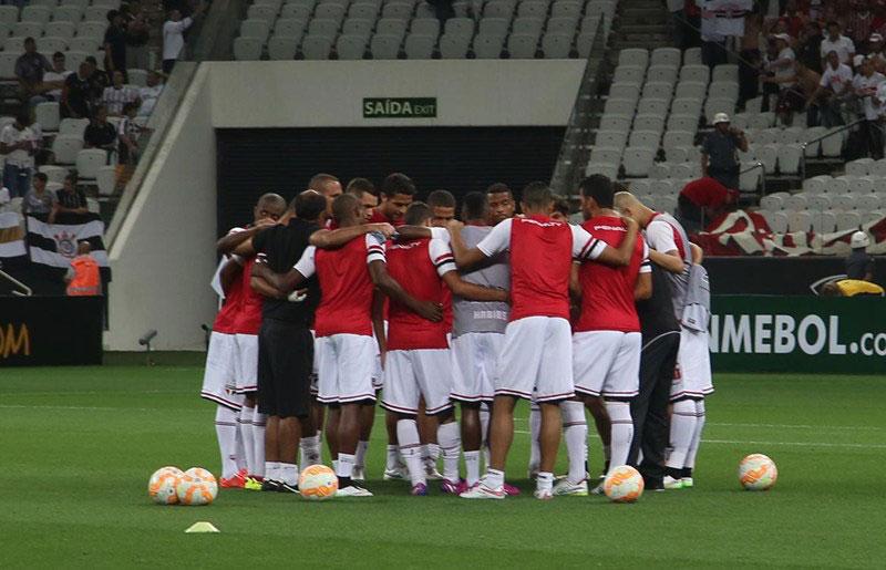 Após derrota na Libertadores 2015 Muricy quer São Paulo FC mais agudo