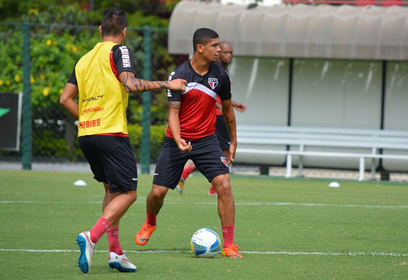 Muricy tem zaga nova para o São Paulo FC