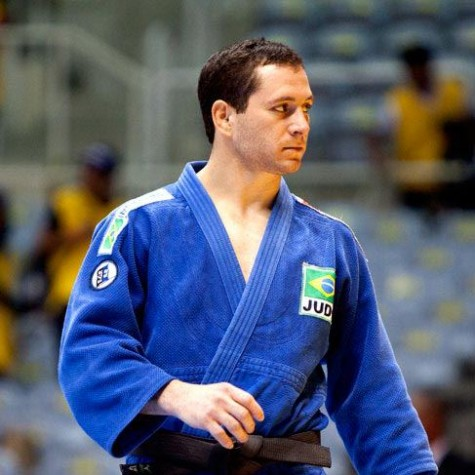 Tiago Camilo (Foto: facebook.com/JudoTiagoCamilo)