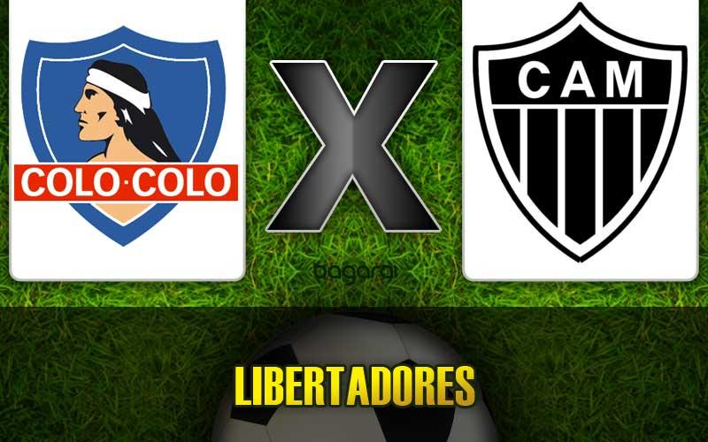 Libertadores 2015: Colo-Colo ganha do Atlético Mineiro
