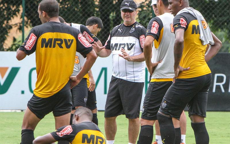 Atlético-MG segue para o Chile pela Libertadores 2015