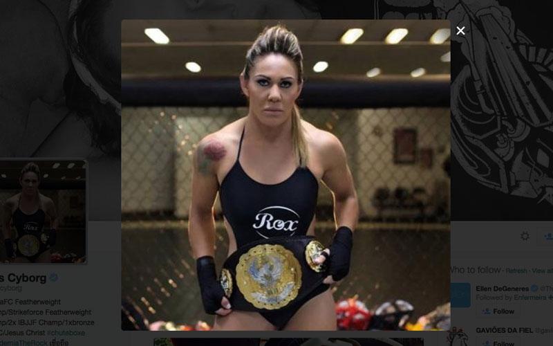 UFC: Ronda Rousey deverá lutar com Cris Cyborg em breve