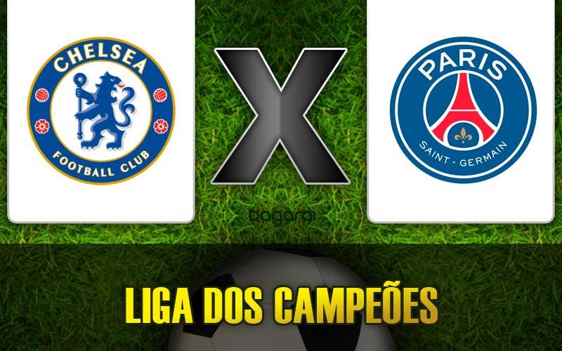 Chelsea x PSG termina no empate pela Liga dos Campeões 2015