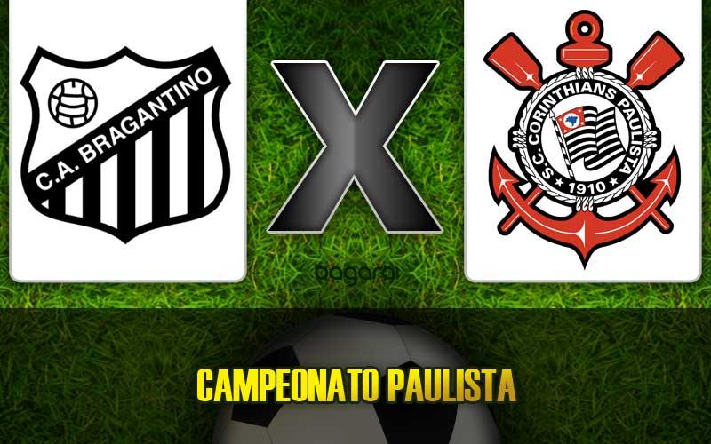 Corinthians ganha do Bragantino pelo Campeonato Paulista 2015