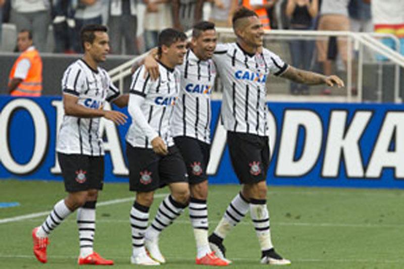 Campeonato Paulista 2015: Corinthians ganha do Mogi por 3 a 0