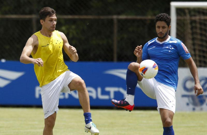 Cruzeiro se prepara para encarar Mineros de Guayana na Libertadores 2015