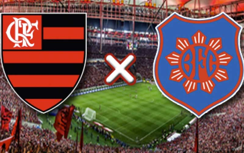 Campeonato Carioca 2015: Flamengo vence Bonsucesso, Resultado do jogo