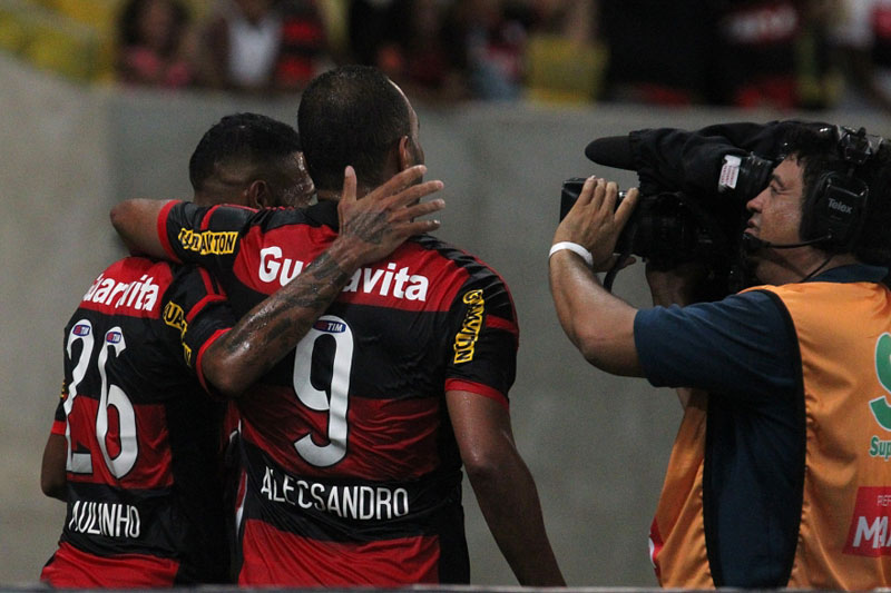 Campeonato Carioca 2015: Flamengo ganha do Volta Redonda no Maracanã