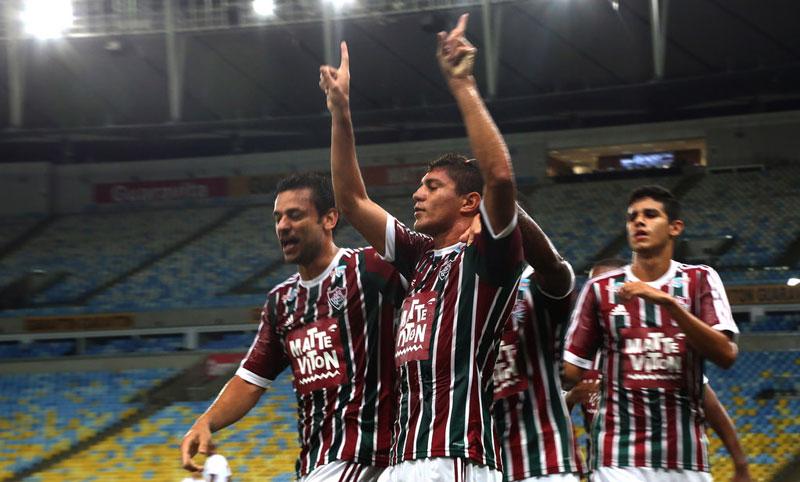 Fluminense ganha do Bonsucesso pelo Campeonato Carioca 2015